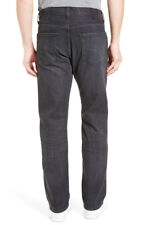 NWT CITIZENS OF HUMANITY SID Classic Straight-leg Jeans Size 40 Mission/Charcoal