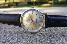 Rare vintage Omega Seamaster De Ville steel watch Cal 671 Automatic ref.165.004