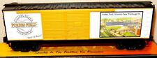 MTH Forbes Field O Gauge RailKing 40' Double Door Box Car # 30-74126