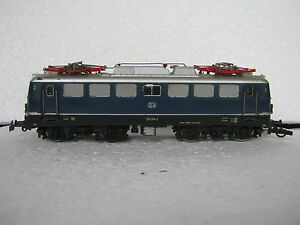 Märklin HO E - Lok BR 110 234-2 DB Blau (RG/CB/098-39S4/44)
