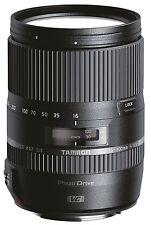 Tamron 16-300/3, 5-6,3 di II VC PZD macro ultrazoom Nikon nuevo embalaje original