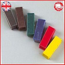 Efco Assorted Colouring Pigment Sticks for Wax, 6-Piece