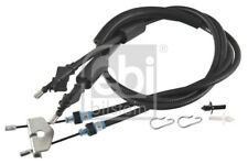 Handbrake Cable fits FORD FOCUS Mk2 Rear 1.6 1.6D 04 to 12 Hand Brake Parking