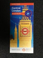 Central London Bus Guide 2014 Unused
