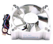 EverCool 120mm Aluminum Ball Bearing Fan Blue Color ALED12025B2