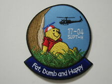 ARMY HELICOPTER PILOT TRAINING PATCH FT. RUCKER UPT CLASS 17-04 :GA18-1