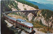 """The CPR """"Canadian"""" Passenger Train"""