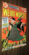 WEIRD WORLDS #4 -- March 1973 -- John Carter Warlord -- VF/NM Or Better