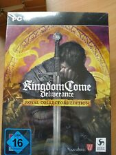 Kingdom Come Deliverance Royal Collectors Edition Pc NEU OVP