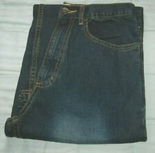 Boys Cherokee Denim Jeans, to fit Age 10-11, 100% cotton, straight leg, Zip Fly