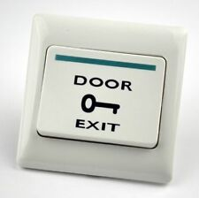 DC12V DOOR EXIT RELEASE BUTTON DOOR EXIT BUTTON FOR DOOR ACCESS CONTROL SYSTEM