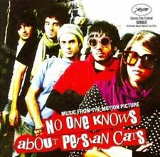 No One Knows About Persian Cats (ost) 0731383648328 by Various Artists CD