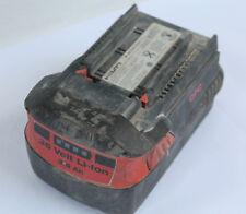 Original Batterie hilti B 36/3.9 Li 36 V Li-Ion avec 3.9 Ah d'occasion