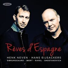 Henk Neven - Reves D'espagne [New CD]