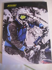 Klim 2014 - 2015 Snow Gear Product Catalog NEW / 145 pages Jackets, Pants, +