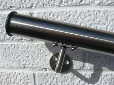 Stainless Steel Stair Bannister Handrail 900mm long 42.4mm Diameter