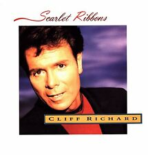 "CLIFF RICHARD ""Scarlet Ribbons"" Vinyl Maxi 12"" 1991 45 rpm EMI 060 20 4526 6"