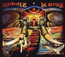 MIDNITE - BE STRONG CD Virgin Islands Roots Reggae