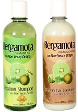 Bergamot Shampoo and Conditioner 500ml, Shampoo y Acondicionador de Bergamota