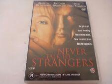 Never Talk to Strangers DVD 1995