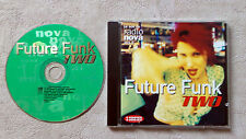 CD AUDIO INT/ VARIOUS FUTURE FUNK TWO CD COMPILATION 1996 NOVA RECORDS 15 TITRE