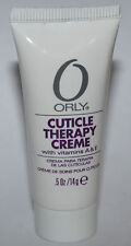 ORLY Cuticle Therapy Creme With Vitamins A & E .5 oz **