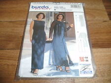 BURDA-PLUS+EASY Schnittmuster 2658               KLEID + CHASUBLE          44-54