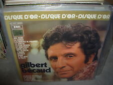 GILBERT BECAUD le disque d'or ( world music )
