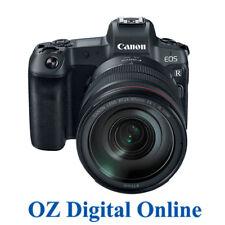 New Canon EOS R +RF 24-105 f/4L Kit 30.3MP Mirrorless Digial Camera 1 Yr AustWty