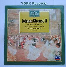 411 018-1 - JOHANN STRAUSS II - Viennese Watltzes BOSKOVSKY VPO - Ex LP Record