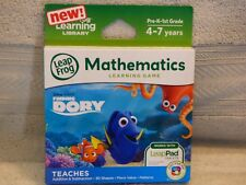 LeapFrog Learning Game Mathematics Finding Dory