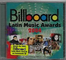 Billboard Latin Music Awards 2004 by Various Artists CD 2004 WEA Latina