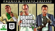 GTA 5 Premium Edition GRAND THEFT AUTO 5 PC  EPIC GAMES