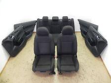 Opel Insignia Schrägheck RHD Sitz Sitze Stoffsitze Innenausstattung Rücksitzbank