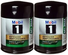 Mobil 1 (M1-302A) Extended Performance Oil Filter (Pack of 2)