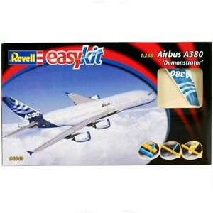 Revell Model Kit Easykit Airbus A380 Demonstrator 1:288 (2.WAHL) From 8 Years