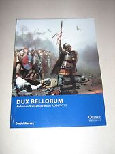 Dux Bellorum: Arthurian Wargaming Rules AD367-793 (New)