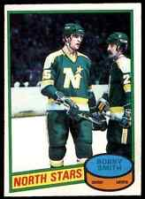 1980-81 O-Pee-Chee Bobby Smith #17