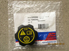 ACDELCO 13502353 RADIATOR ENGINE COOLANT RECOVERY RESERVOIR TANK FLUID CAP NEW