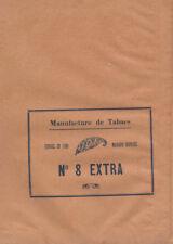 SAC PAPIER POUR VENTE DE TABAC EN VRAC AU POIDS - 1