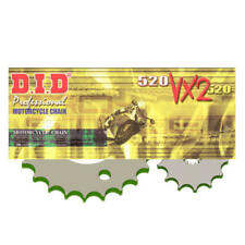 kit catena DID YAMAHA 125ccm YZ T anno fab. 87 Rapporto di trasmissione 13-50