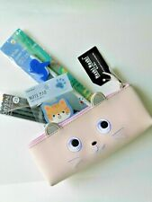 Set of Stationery Pencil Case, Character Pencil, Crystal Penciles, Notepad #2