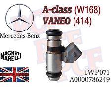 Marelli Petrol Fuel Injector Mercedes A-Class Vaneo IWP071 A0000786249 NEW