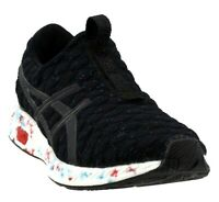 ASICS HyperGel-KENZEN Men's Shoes Size 12 black/island blue/fiery red T8F0N
