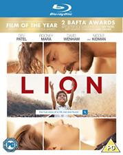 Lion (UK IMPORT) BLU-RAY NEW