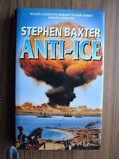 Anti-ice by Stephen Baxter (Hardback, 1993)
