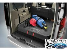 2014-2016 Ford Transit Connect Cargo Area Protector - Black - LWB