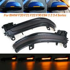 LED Dynamic Side Mirror Turn Signal Light Sequential For BMW F20 F21 F22 F30
