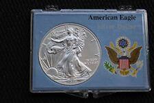 2012  American Silver Eagle in American Eagle Snap Holder 1 Oz. .999 Fine Silver