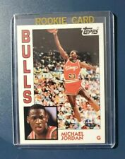 MICHAEL JORDAN 1992-93 Topps Archives (Bulls) '84 Retro Rookie (MINT) JUMPMAN!